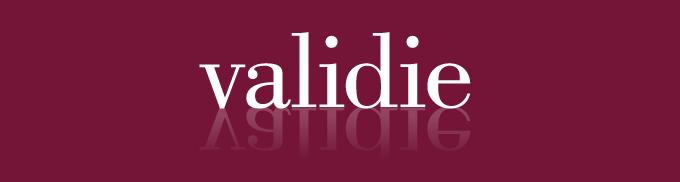 validie(ヴァリディエ)設備